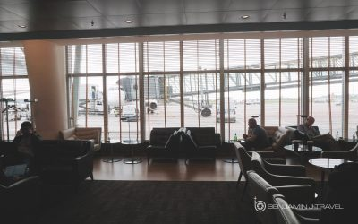 Lounge Review: Bolero Lounge | Warsaw Chopin Airport
