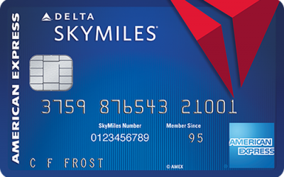 Amex Introduces New Blue Delta SkyMiles Credit Card With No Annual Fee