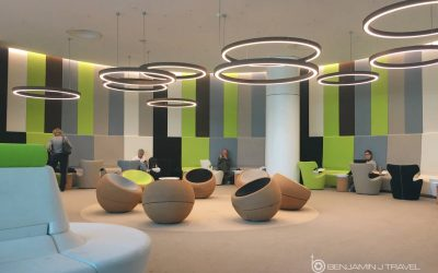 Lounge Review: TAP Portugal Premium Lounge | Lisbon