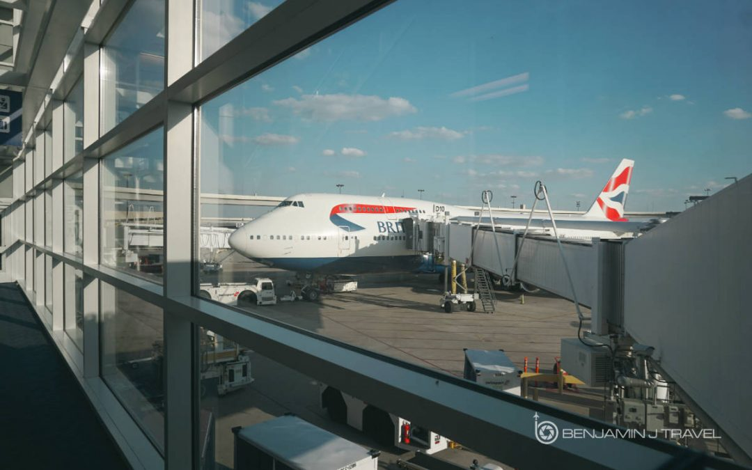 Trip Report: British Airways 747-400 Economy Class | Dallas to London