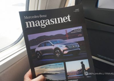 Trip Report: SAS GO Economy Class | London Heathrow to Stavanger to Oslo | 737-800 Transit Time in Stavanger Blog Review Go Light SAS