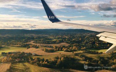 Trip Report: SAS Go Economy Class   London Heathrow to Stavanger to Oslo   737-800