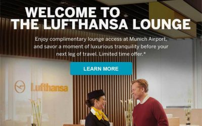 American Express Platinum Members can now Enjoy Lufthansa Lounge Access in Munich