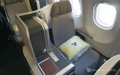 Trip Report: TAP Portugal Lie-Flat Business Class | A330-200 | Lisbon to Boston