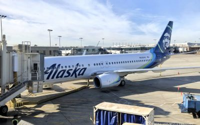 Trip Report: Alaska Airlines 737-800 Economy Class | San Diego to Honolulu