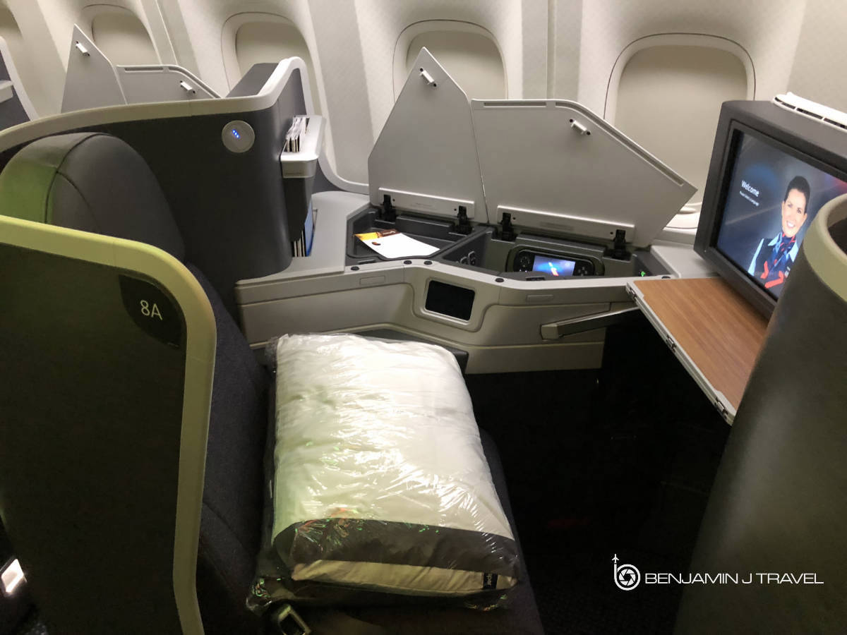 Trip Report American Airlines 777 200 Business Class