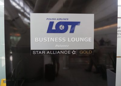 Lounge Review: Polonez LOT Business Lounge | Warsaw - Blog Review WAW