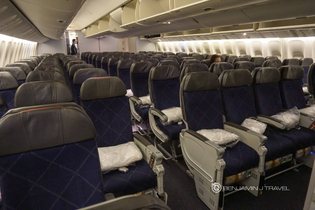 What S The Best Economy Seat On American Airlines 777 300er