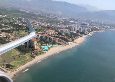 Trip Report: American Airlines 737 Business Class   Puerto Vallarta to DFW Blog Review First Class