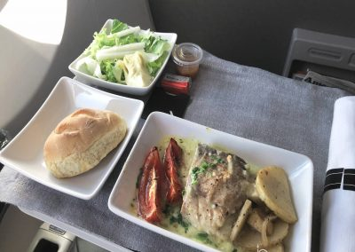 Trip Report: American Airlines 737 Business Class | Puerto Vallarta to DFW Blog Review First Class