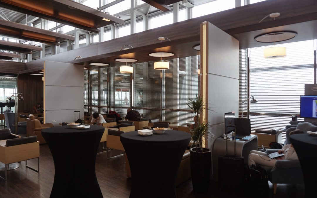 Lounge Review: Polonez LOT Business Lounge | Warsaw