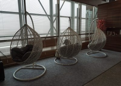 Lounge Review: Polonez LOT Business Lounge   Warsaw - Blog Review WAW