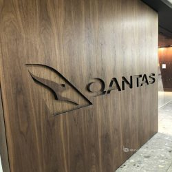Lounge Review: The Qantas London Lounge - Bar - Champagne - Blog Review