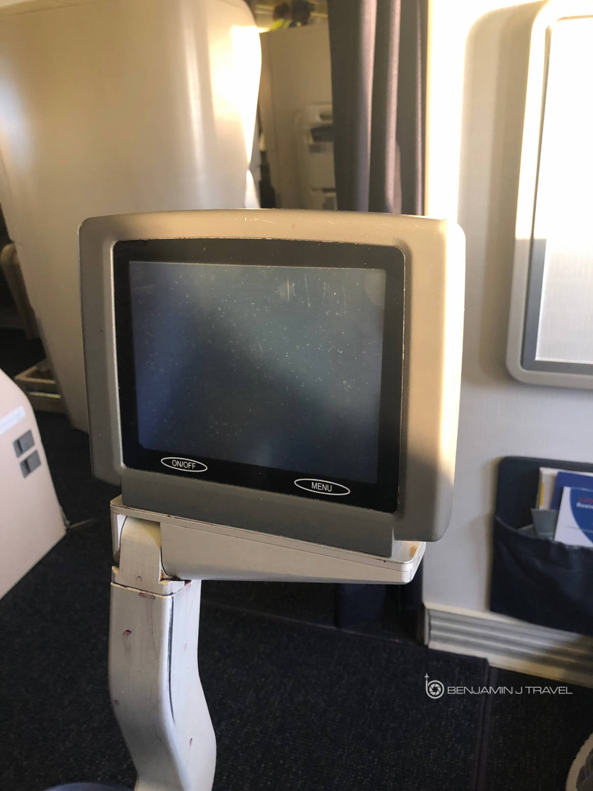 Trip Report British Airways 777 200 Premium Economy Review World Traveller Plus 5