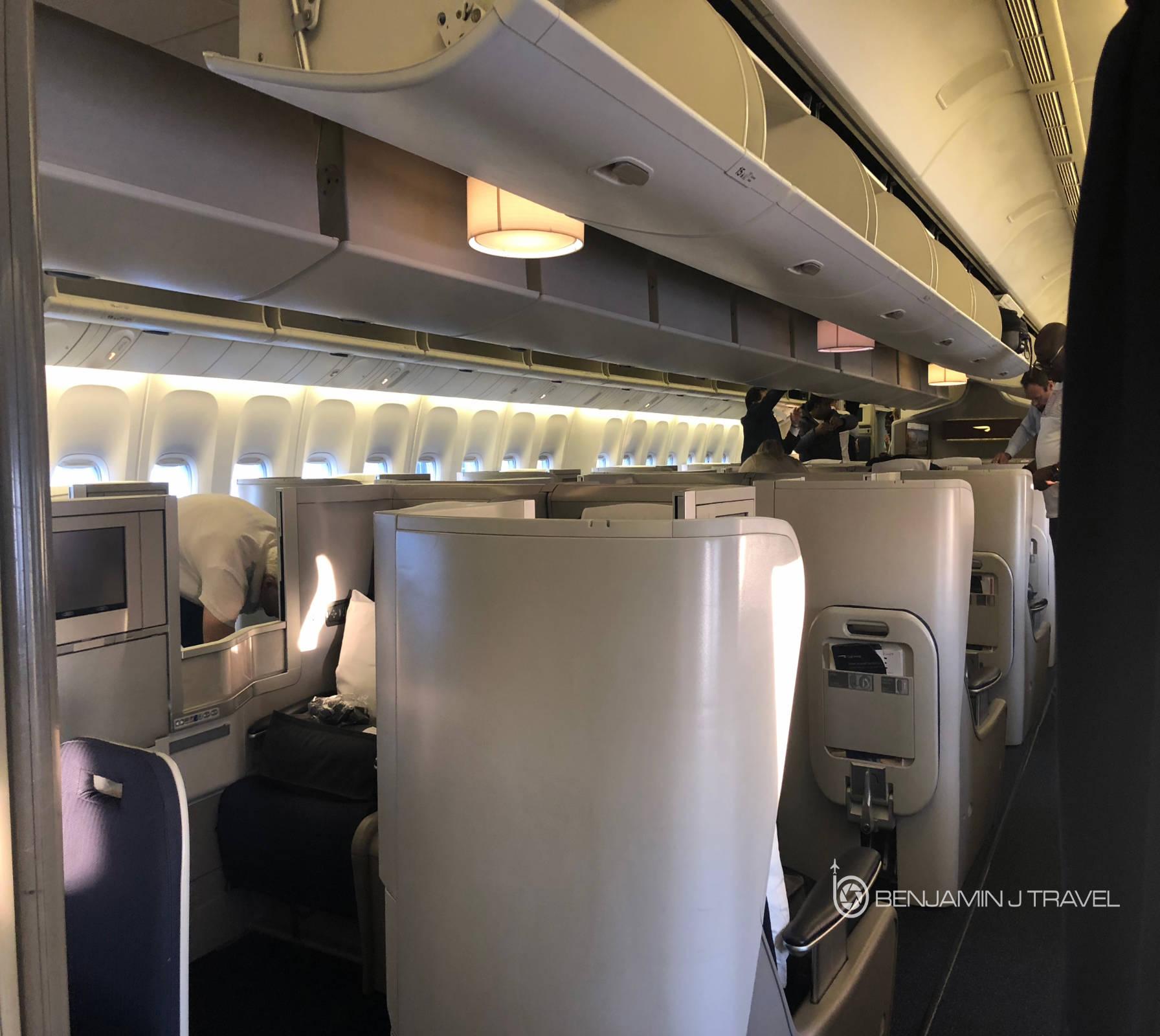 Trip Report British Airways 777 200 Premium Economy