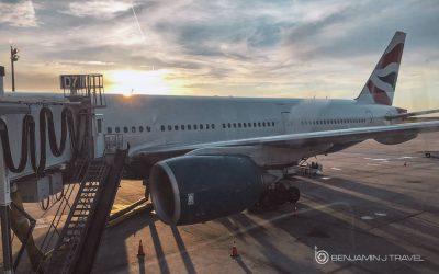 Trip Report: British Airways 777-200 Premium Economy | Houston to London Heathrow